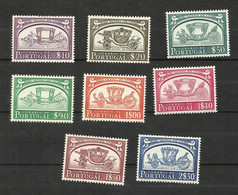 Portugal N°752 à 759 Neufs** Cote 26.50 Euros - 1910-... République