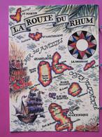 La Route Du Rhum - Guadeloupe Martinique St Martin St Barth - Excellent état - Recto Verso - Unclassified