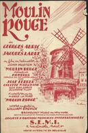 """""""Moulin Rouge"""" De Georges Auric Et Jacquesv Larue - Music & Instruments"""
