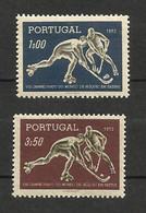 Portugal N°762, 763 Neufs** Cote 11 Euros - 1910-... République