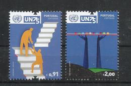 Portugal 2020 , 75 Jahre Vereinte Nationen - Satz - Postfrisch / MNH / (**) - Unused Stamps