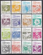 NICARAGUA 1983 - MiNr: 2354-2369 Komplett 16 Werte Used - Nicaragua