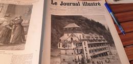 JOURNAL 92/SAINT GERVAIS CATASTROPHE/SAUVETAGE BALLON JUPITER/MIZON EXPLORATEUR - Books, Magazines, Comics