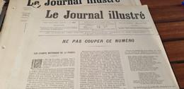 JOURNAL 92/ CHANTS NATIONAUX DE LA FRANCE /CHENIER DELAVIGNE /BERANGER ROUGET DE L ISLE - Books, Magazines, Comics