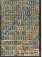 Switzerland Wilhelm Tell's Sohn Old Stamps Small Accumulation (read Description) B200907 - Oblitérés