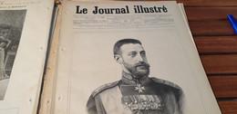 JOURNAL 92/ GRAND DUC CONSTANTIN RUSSIE /COURSE PARIS BELFORT - Books, Magazines, Comics