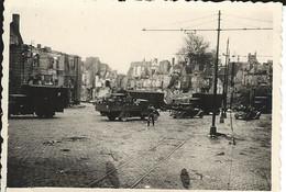 FRANCE. Nord 59: Photo Maubeuge 1940 ? (voir Verso) - Maubeuge