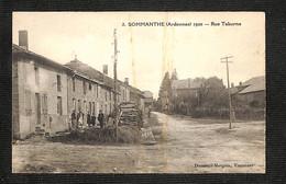 3.10€ : 08 - SOMMANTHE - Rue Taburne - RARE - Otros Municipios