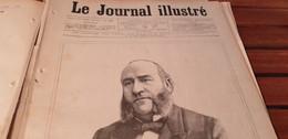 JOURNAL 92 / DOCTEUR PEAN CHIRURGIEN HOPITAL SAINT LOUIS /TRANSFUSION SANG DE CHEVRE - Books, Magazines, Comics