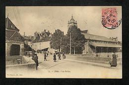 39 - DOLE - Les Halles - 1905 - Dole