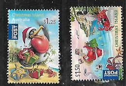 CHRISTMAS ISLAND CHRISTMAS PAIR - Christmas Island