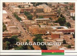REF 520 CPM Burkina Faso Ouagadougou 2 Scans Timbre Croix Rouge - Burkina Faso