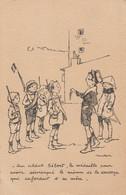 Carte Postale Poulbot N°41. A. Ternois, Paris. Visé N°41 Ecrite En 1913. - Patrióticos
