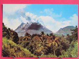 Guadeloupe - Eruption à La Soufrière - Excellent état - Recto Verso - Other