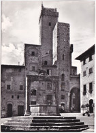 S. GIMIGNANO - SIENA - PIAZZA DELLA CISTERNA -42- - Siena