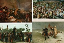 Lot De 12 Cartes Postales Modernes - Arts Peintures - 3 Scan. - Paintings