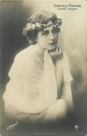 Gabrielle ROBINNE CPA Phot. H. Manuel - Artisti
