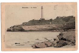 Cpa Biarritz Le Phare - Biarritz