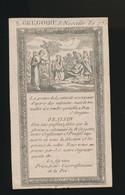 H.PRENTJE IMAGE PIEUSSE   S. GREGOIRE - Andachtsbilder