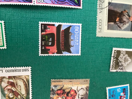 GIAPPONE EDIFICIO 1 VALORE - Postzegels