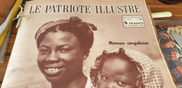 PATRIOTE 52/LAEKEN TEMPLOUX VOL A VOILE/JONCTION NORD MIDI/SPELEO VERCORS /NIGERIA KANO / - Books, Magazines, Comics