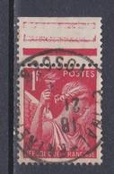 FRANCE   Y&T N ° 433  Oblitéré  Epinal - 1939-44 Iris