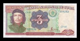 """Cuba 5 Pesos """"Che"""" Guevara 1995 Pick 113 SC UNC - Cuba"""