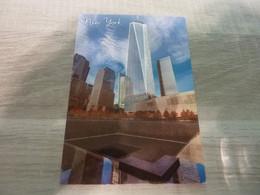 NEW YORK CITY - WORLD TRADE CENTER - EDITIONS MANHATTAN - - Manhattan