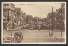 +++ CPA - DE PANNE - Square Albert 1er  // - De Panne