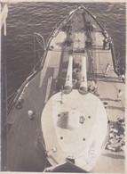 K.u.K. MARINEFELDPOST, POLA 8.11.1916. CIRCULEE A WIEN. BATEAU SHIP BARCO. CPA PHOTO -LILHU - Chiatte, Barconi