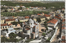 CPSM (Format CPA)  La Bedoule  Vue Générale - Otros Municipios