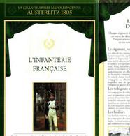 """C 8/ """"Fiche Technique Sur Napoléon"""" Collection Atlas   (Format 14 X 22/ 4 Pgs) - Documenti"""