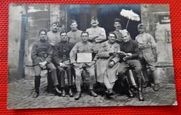 MILITARIA -  ARMEE BELGE D'occupation En Allemagne, à Coblence  -  Soldats Belges  -  Photo De Groupe - Humorísticas