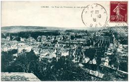 27 GISORS - La Tour Du Prisonnier Et Vue Générale - Gisors