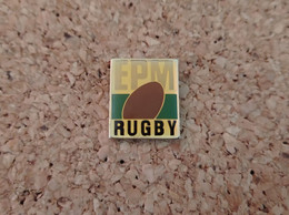 PINS RUGBY EPM MANOSQUE (04) - Rugby