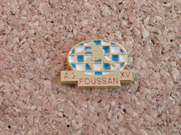 PINS RUGBY POUSSAN (34) - Rugby