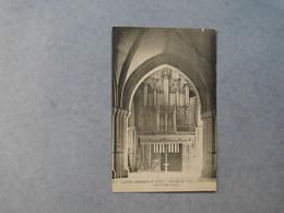 CASTELSARRASIN  -  82  -  Intérieur De L'église Saint Sauveur  -  Les Grandes Orgues  -  Tarn Et Garonne - Castelsarrasin
