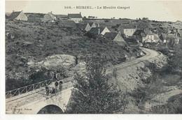 HURIEL   Le Moulin  Gargot  N° 204 - Andere Gemeenten
