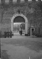 """1481 """" FOTO-CASERMA ATTILIO VERDIROSI -SCUOLA ALLIEVI UFFICIALI SPECIALIZZATI  """".ANIMATA ANN0 1953 - War, Military"""