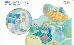 JAPAN - Cartoon, NEC Card, Used - Comics