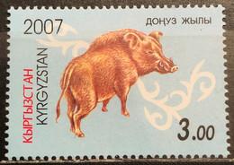 Kyrgyzstan, 2007, Mi: 483 (MNH) - Wild