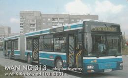 ABBONAMENTO BUS POLONIA (PY3096 - Season Ticket