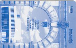 ABBONAMENTO BUS POLONIA (PY3103 - Season Ticket