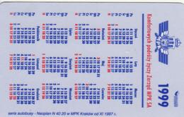 ABBONAMENTO BUS POLONIA (PY3105 - Season Ticket