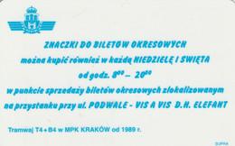 ABBONAMENTO BUS POLONIA (PY3113 - Season Ticket