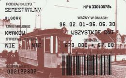 ABBONAMENTO BUS POLONIA (PY3123 - Season Ticket