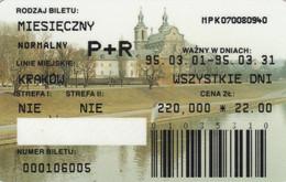 ABBONAMENTO BUS POLONIA (PY3133 - Season Ticket