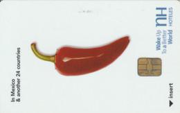 SCHEDA CHIAVE CAMERA ALBERGO (PY3269 - Hotelkarten