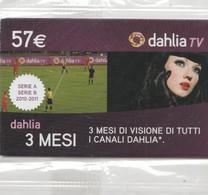SCHEDA TV DAHLIA -NON ATTIVA (PY3313 - Other Collections