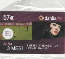 SCHEDA TV DAHLIA -NON ATTIVA (PY3314 - Other Collections